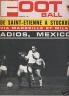 MIROIR DU FOOTBALL 1969 N 124 ADIOS MEXICO !