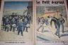 LE PETIT JOURNAL 1913 N 1167 L'ASSASSINAT DU ROI DE GRECE