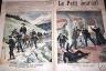 LE PETIT JOURNAL 1897 N 353 L'ASSASSINAT DE M. CANOVAS