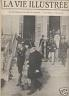 LA VIE ILLUSTREE 1903 N 262 LES SOUVERAINS ITALIENS PARIS